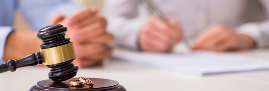 informations le divorce