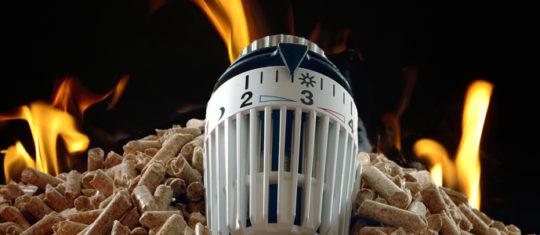 chauffer aux granulés de bois