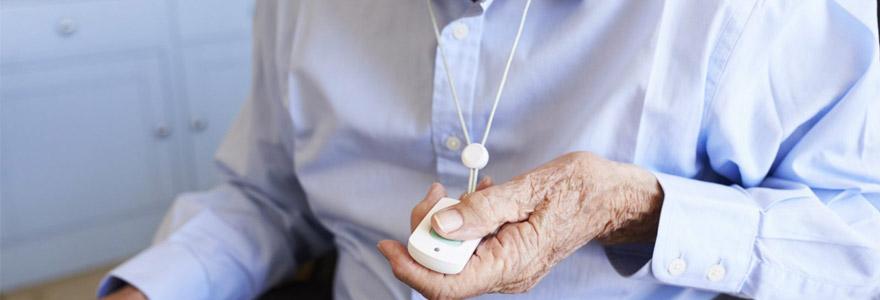 Tele-assistance assurer la securite des personnes agees a domicile