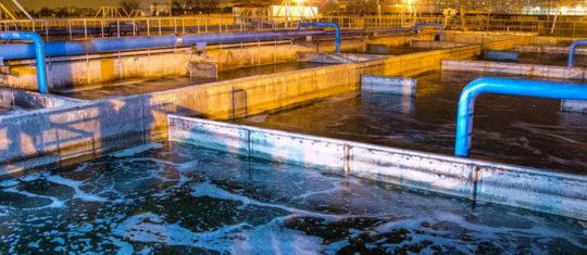 eaux usées et industrielles
