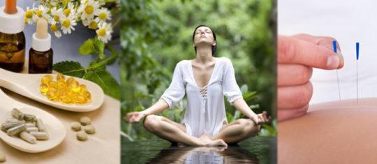 therapies naturelles