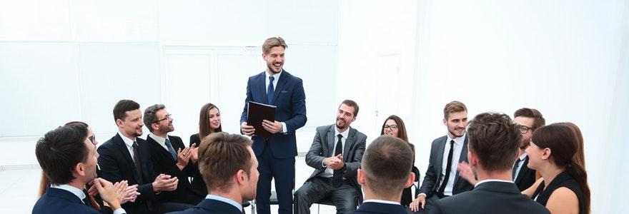 Apport du coaching dans le succes des dirigeants d entreprises