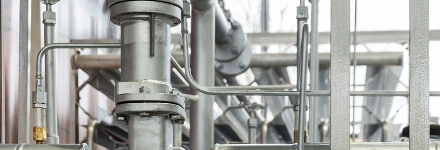 Production d'azote pour l'industrie