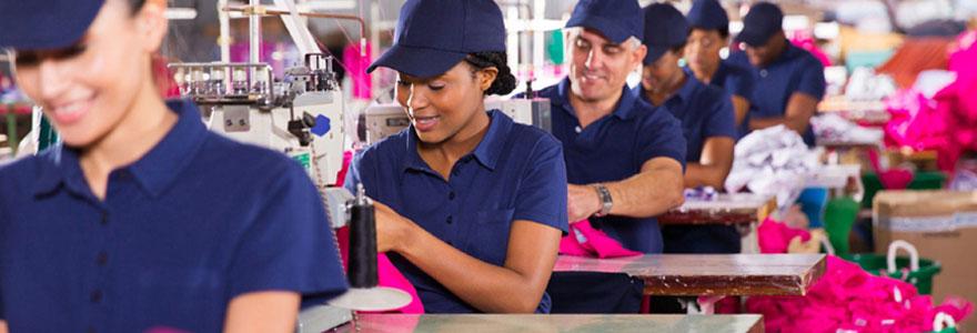 Comment décrocher un emploi dans le secteur du textile