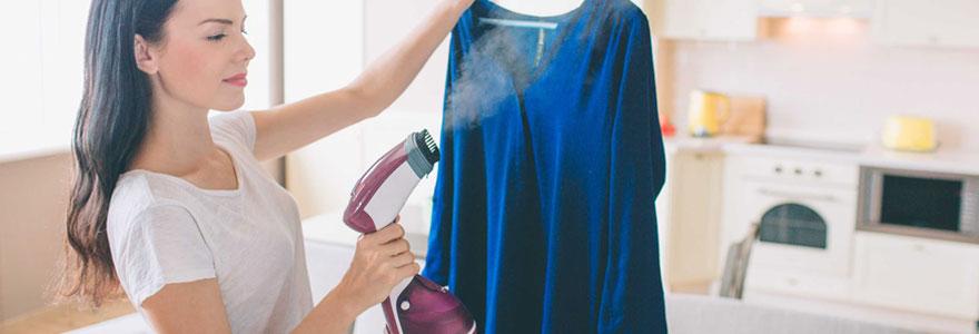 Acheter un défroisseur vapeur pour la maison