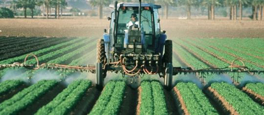 Achat de produits agricoles et phytosanitaires