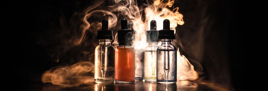 Liquides de cigarettes électroniques
