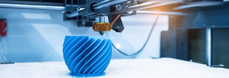 Le fonctionnement des imprimantes 3D à stéréolithographie