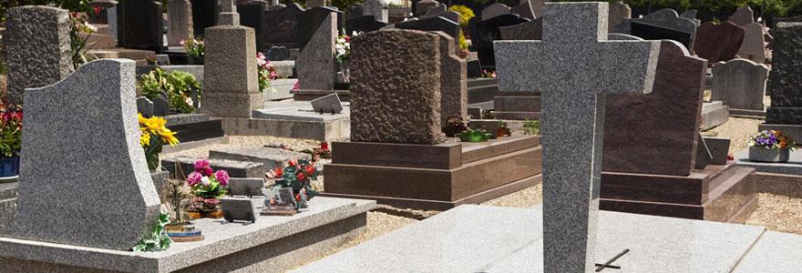 Services de pompes funèbres à Paris