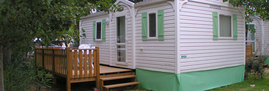 Vente et location de mobile home