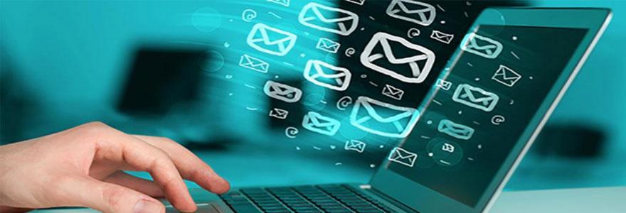 courrier électronique