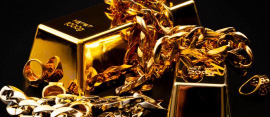 Des bijoux en or