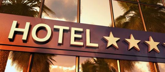 un hôtel à Paris
